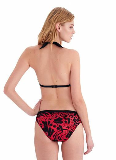 Ayyıldız Bikini Kırmızı